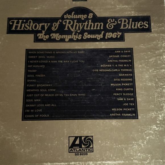 History of Rhythm & Blues